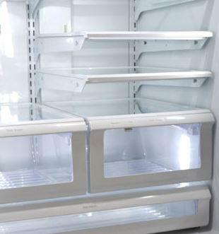 Zwe23pshss Monogram Zwe23pshss French Door Refrigerators