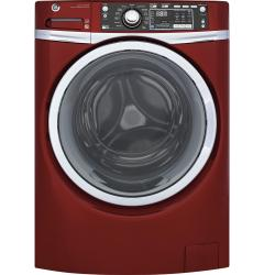 Brand: General Electric, Model: GFW480SPKRR, Color: Ruby Red