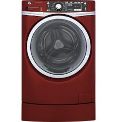Brand: General Electric, Model: GFW490RPKRR, Color: Red