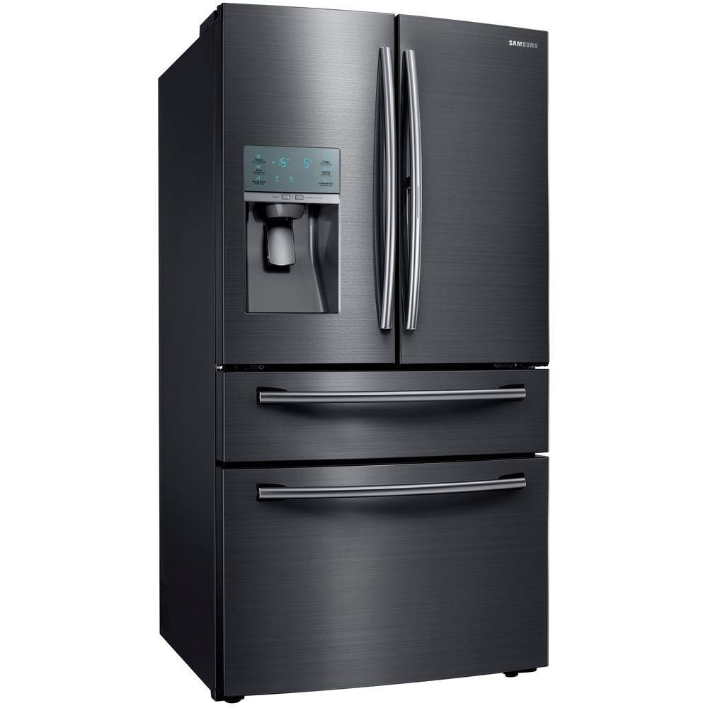 Samsung French Door Refrigerator Temperature Settings: French Door Refrigerators
