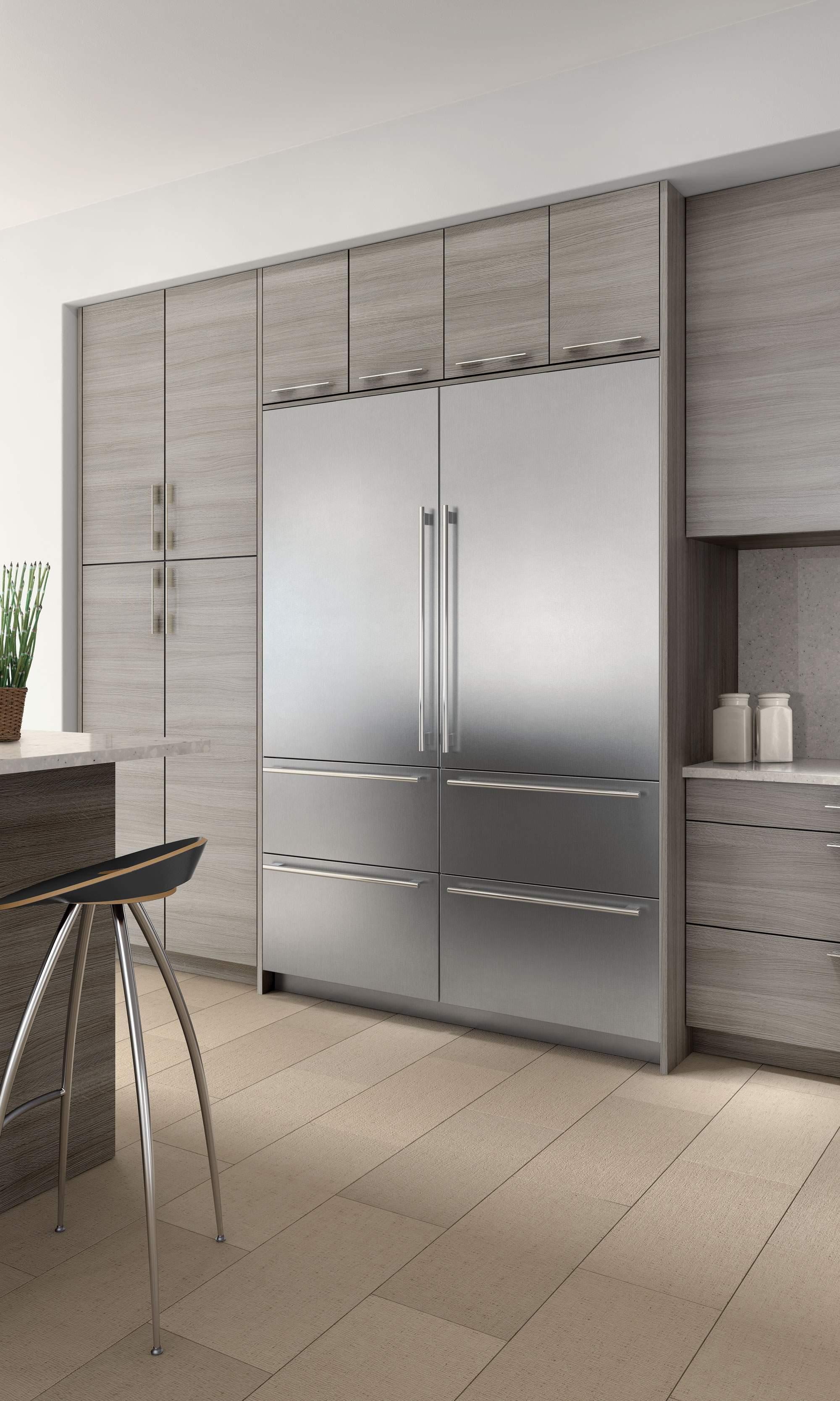 Sub Zero It30rlh 30 Inch Integrated All Refrigerator With