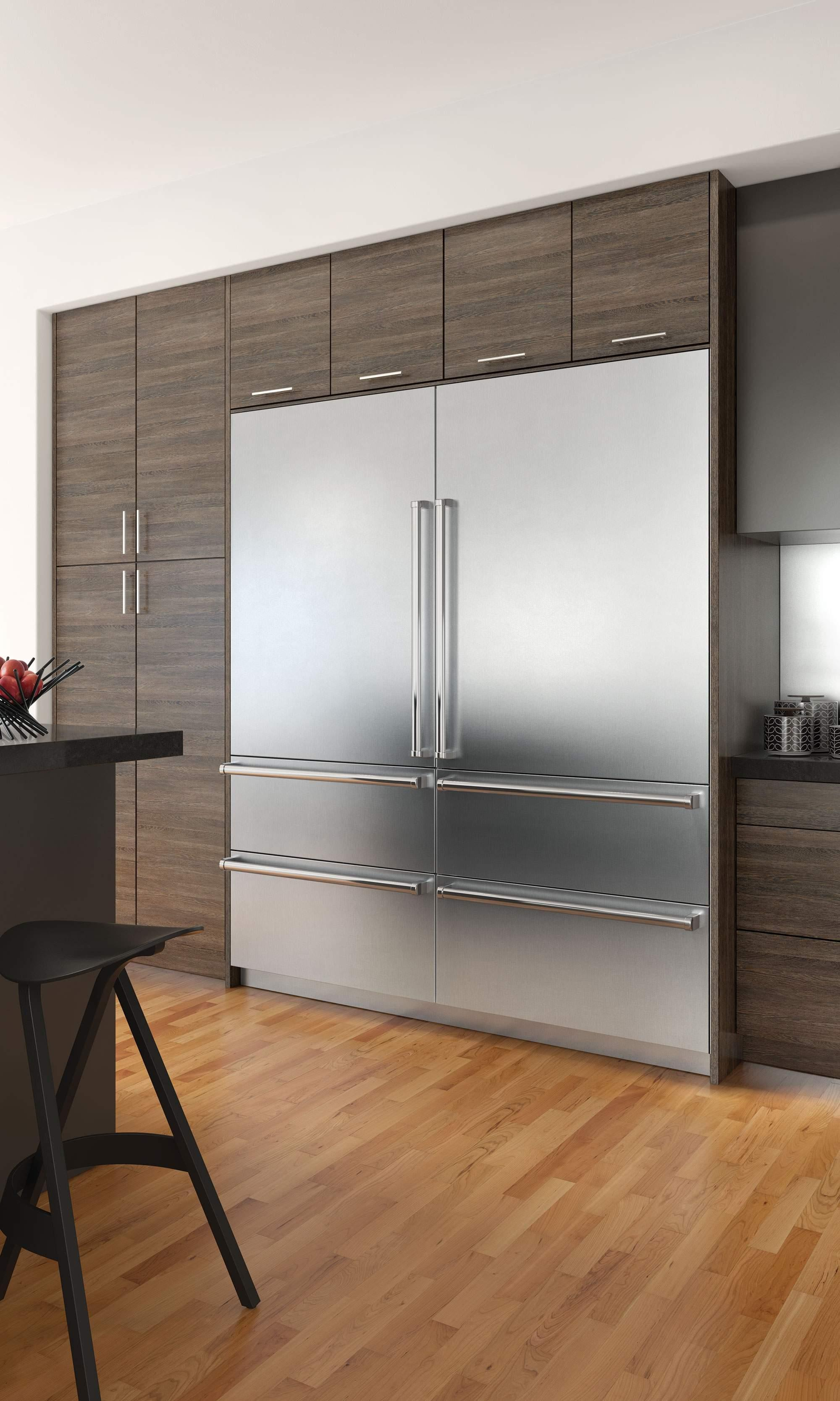 It36ciid Sub Zero It36ciid Bottom Freezer Refrigerators