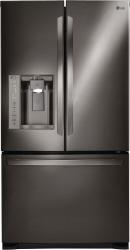 Brand: LG, Model: LFX28968SB, Color: Black Stainless Steel