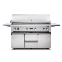 Brand: Viking, Model: VQGFS5540LSS, Fuel Type: Stainless Steel