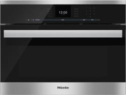 Brand: MIELE, Model: DGC66001XLWH, Color: Clean Touch Steel