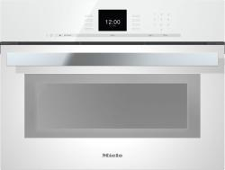 Brand: MIELE, Model: DGC66001XL, Color: Brilliant White