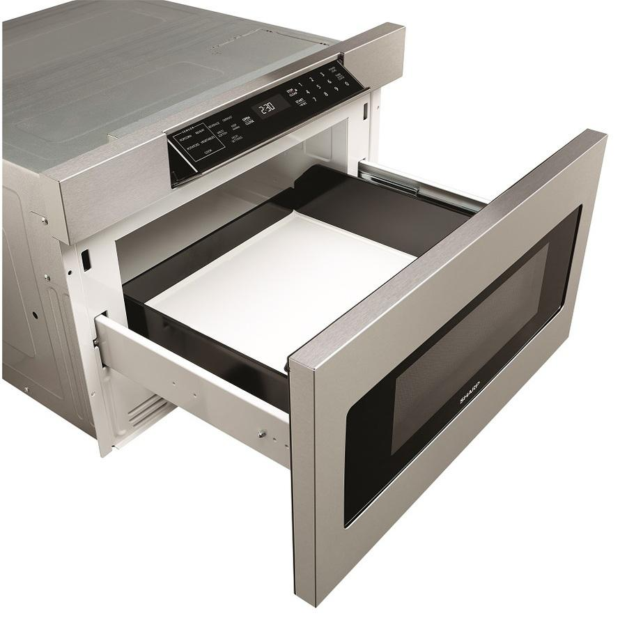 Sharp Smd3070asy 30 Quot Stainless Steel Microwave Drawer Oven