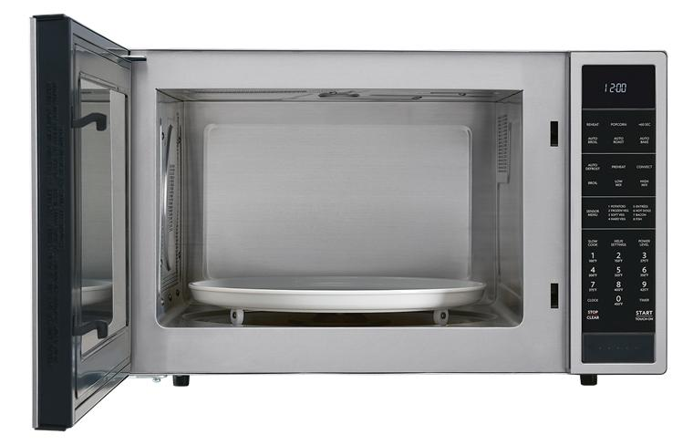 Smc1585bb Sharp Smc1585bb Countertop Microwaves Black