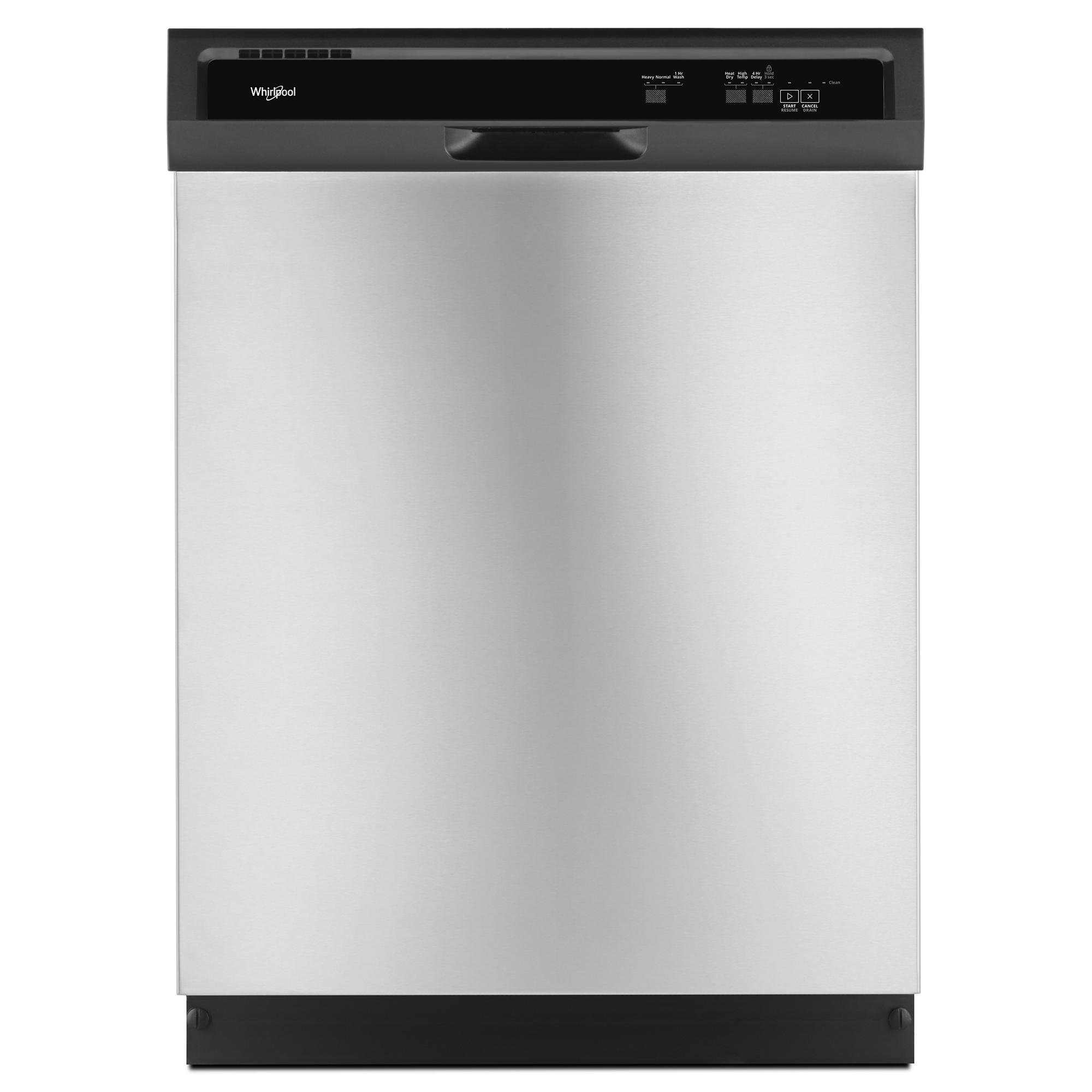 Wdf330pah Whirlpool Wdf330pah Built In Dishwashers