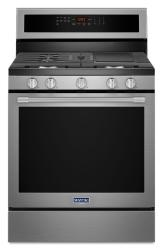 Brand: Maytag, Model: MGR8800F, Color: Stainless Steel