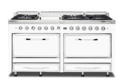 Brand: Viking, Model: TVDR6606G, Color: Antique White