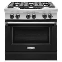 Brand: KITCHENAID, Model: KDRS467VSS, Color: Black