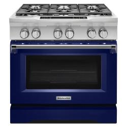 Brand: KITCHENAID, Model: KDRS467VSS, Color: Blue