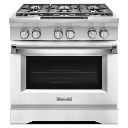 Brand: KITCHENAID, Model: KDRS467VSS, Color: White