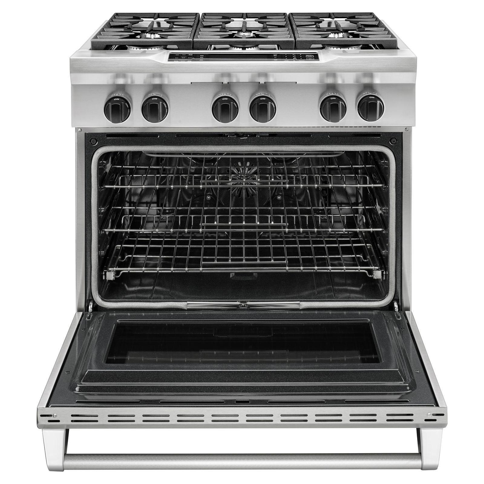 Viking Gas Cooktop >> KDRS467VSS | Kitchenaid kdrs467vss | Gas Ranges Stainless Steel
