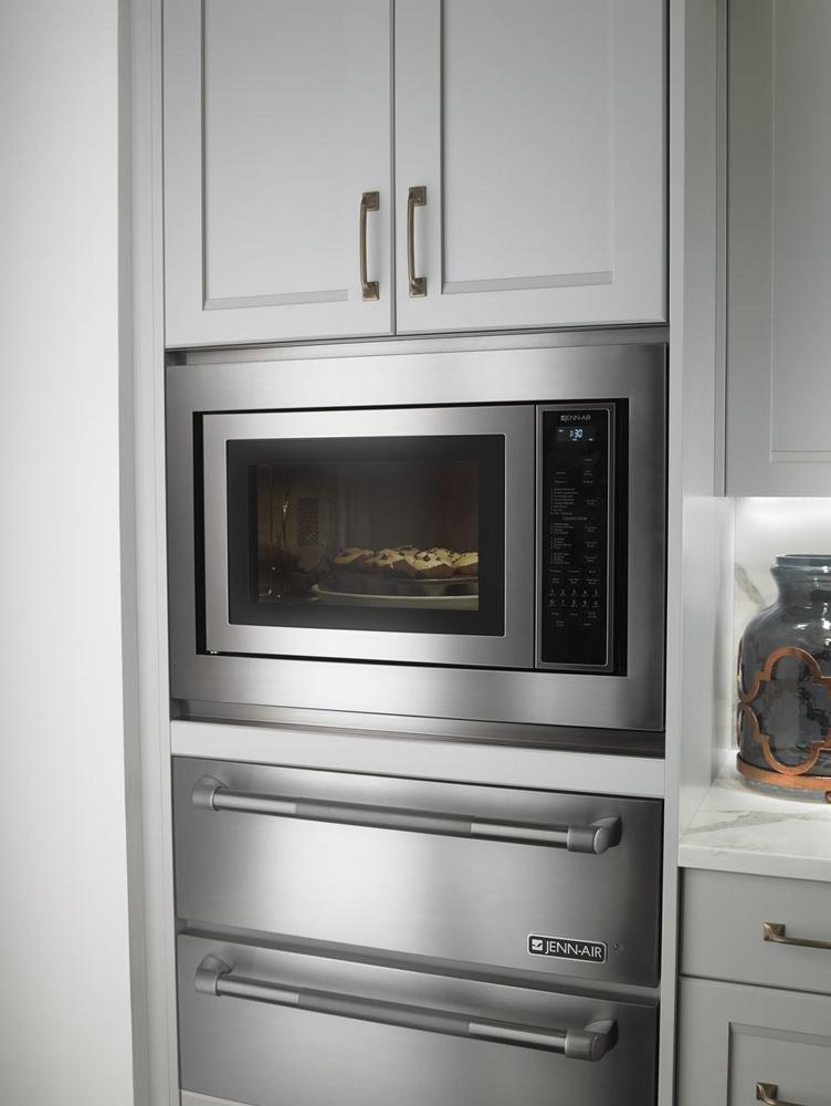 Jenn Air Jmc3415es 24 3 4 Quot Countertop Microwave Oven With