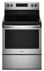 Brand: Whirlpool, Model: WFE505W0, Color: Stainless Steel