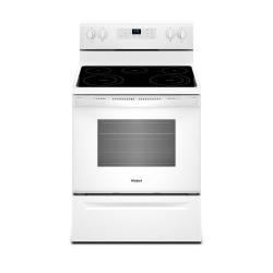 Brand: Whirlpool, Model: WFE525S0HT, Color: White