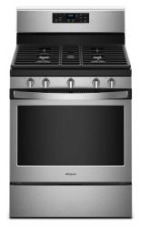Brand: Whirlpool, Model: WFG525S0HW, Color: Stainless Steel