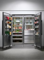 Dacor 24 Inch Panel Ready Freezer Column With Push To Open