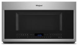Brand: Whirlpool, Model: WMH75021HV, Color: Fingerprint Resistant Stainless Steel