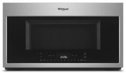 Brand: Whirlpool, Model: WMH78019HW, Color: Fingerprint Resistant Stainless Steel