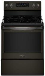 Brand: Whirlpool, Model: WFE550S0H, Color: Black Stainless Steel