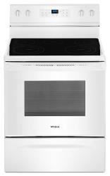 Brand: Whirlpool, Model: WFE550S0H, Color: White