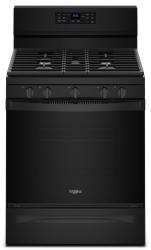 Brand: Whirlpool, Model: WFG550S0HZ, Color: Black