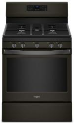 Brand: Whirlpool, Model: WFG550S0H, Color: Black Stainless Steel