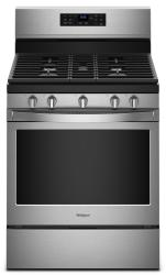Brand: Whirlpool, Model: WFG550S0HZ, Color: Fingerprint Stainless Steel