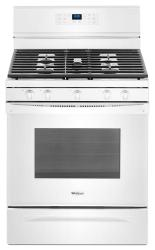 Brand: Whirlpool, Model: WFG550S0H, Color: White