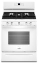 Brand: Whirlpool, Model: WFG550S0HZ, Color: White