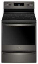 Brand: Whirlpool, Model: WFE775H0HW, Color: Black Stainless Steel