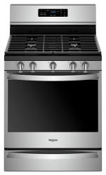 Brand: Whirlpool, Model: WFG775H0HZ, Color: Stainless Steel