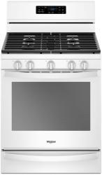 Brand: Whirlpool, Model: WFG775H0HB, Color: White
