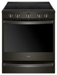 Brand: Whirlpool, Model: WEE750H0HZ, Color: Black Stainless Steel