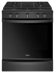Brand: Whirlpool, Model: WEG750H0HV, Color: Black