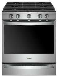 Brand: Whirlpool, Model: WEG750H0HV, Color: Stainless Steel