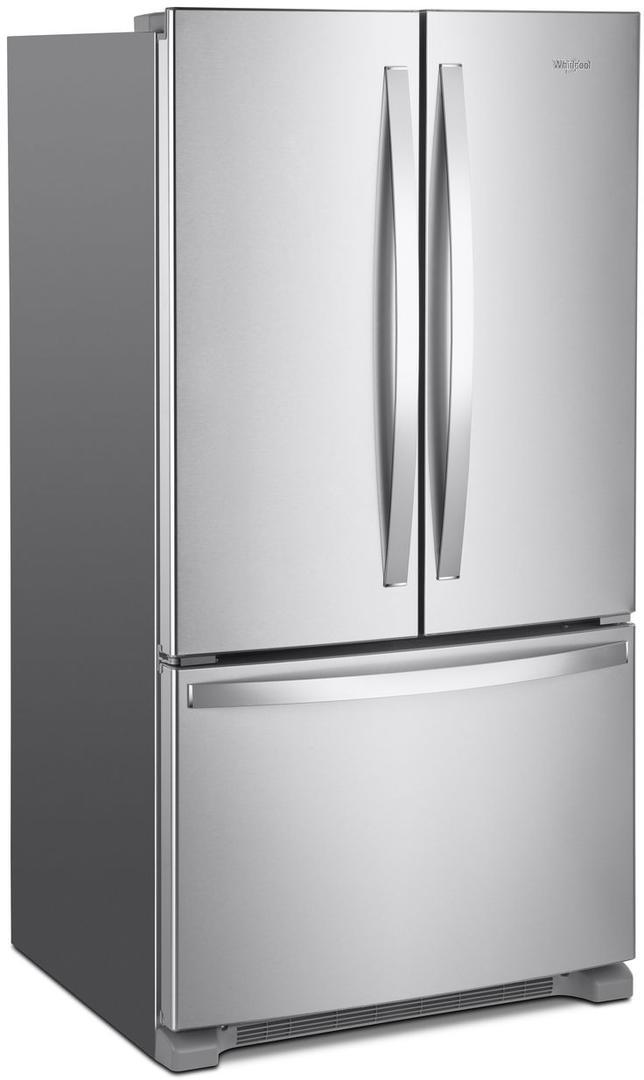 Wrf540cwh Whirlpool Wrf540cwh French Door Refrigerators