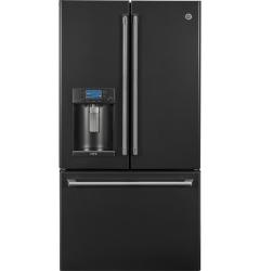 Brand: General Electric, Model: CYE22UELDS, Style: 22.2 Cu. Ft. Counter-Depth French-Door Refrigerator
