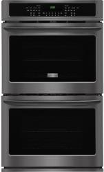 Brand: FRIGIDAIRE, Model: FGET3065PW, Color: Black Stainless Steel