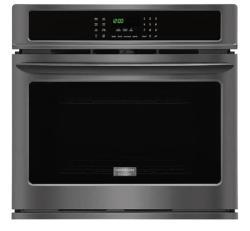 Brand: FRIGIDAIRE, Model: FGEW3065PF, Color: Black Stainless Steel