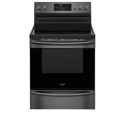 Brand: Frigidaire, Model: FGEF3059T, Color: Black Stainless Steel
