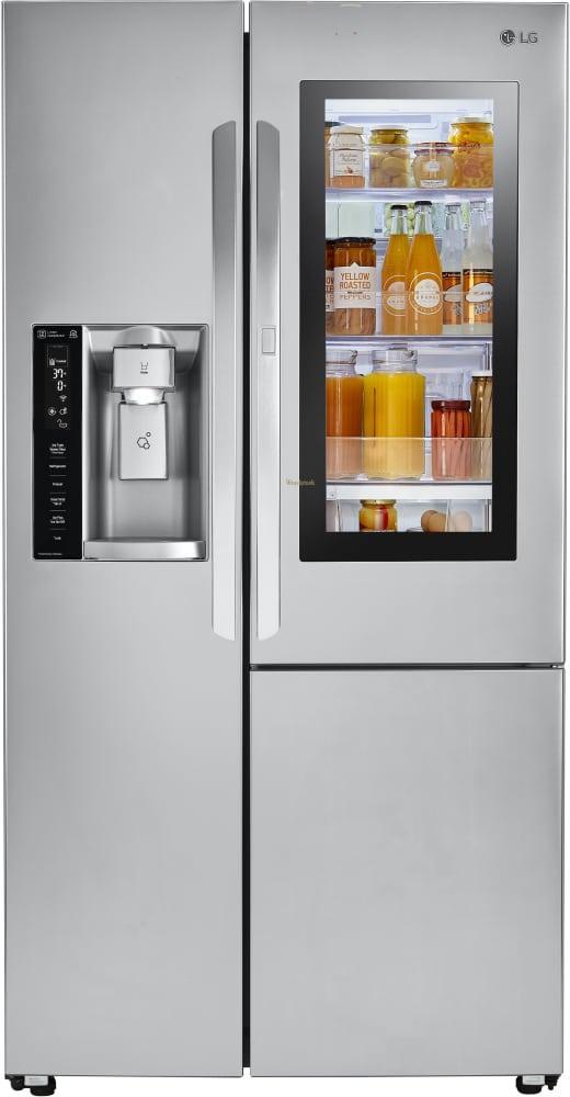 Lsxc22396d Lg Lsxc22396d Side By Side Refrigerators