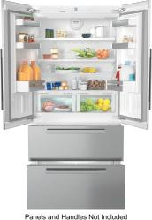 Brand: MIELE, Model: KFNF9955IDE, Color: Panel Ready
