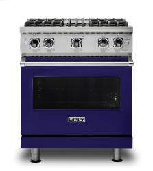 Brand: Viking, Model: VGR5304BBULP, Fuel Type: Cobalt Blue, Natural Gas