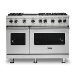 Brand: Viking, Model: VGR5486GSSLP, Fuel Type: Stainless Steel, Natural Gas