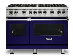 Brand: Viking, Model: VGR5488BBU, Fuel Type: Cobalt Blue, Natural Gas