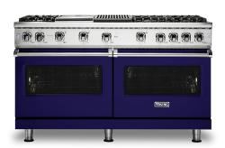 Brand: Viking, Model: VGR5606GQGGLP, Fuel Type: Cobalt Blue, Natural Gas